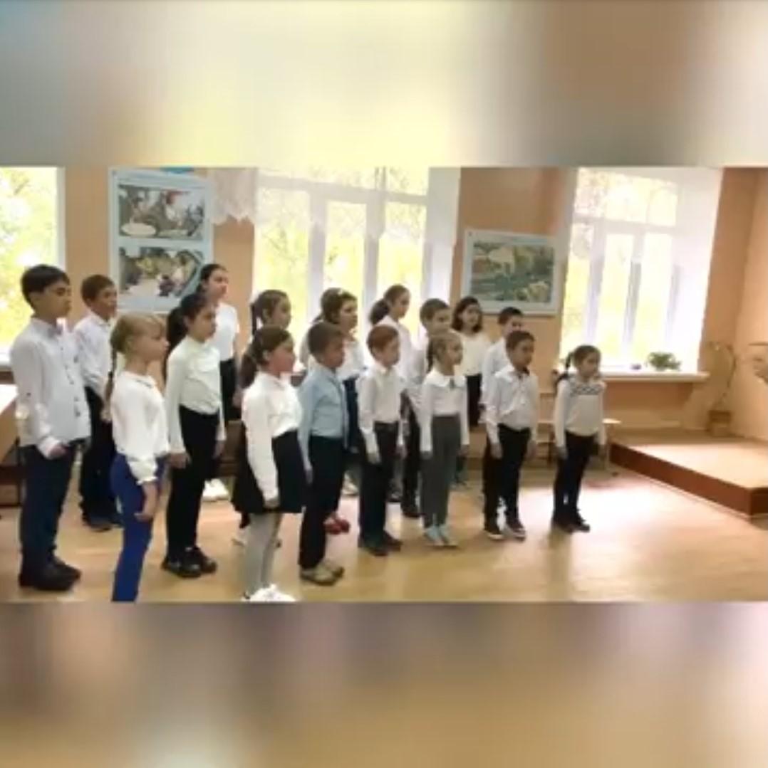 """1 octombrie-Ziua internațională a Muzicii. Activitate realizată de elevii studioului muzical pentru copii în baza LT """"A. Cantemir"""""""